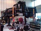 maintenance of a DPW truck