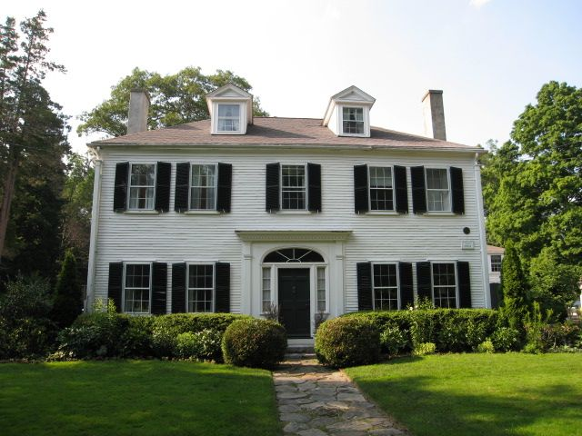 Fiske-Field House at 639 Boston Post Road
