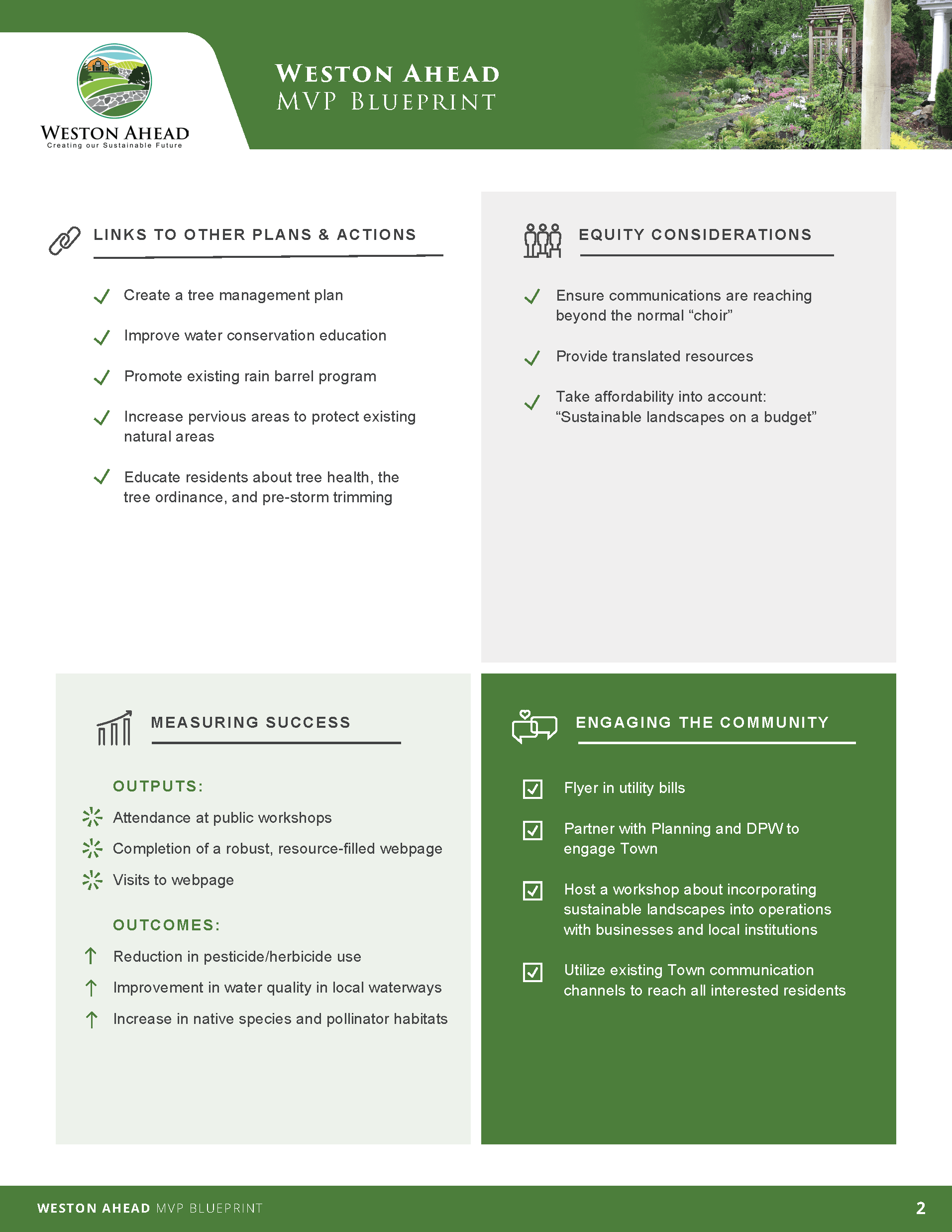 MVP Action Implementation Blueprint Sustainable Page_2