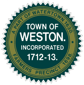 Town of Weston Seal