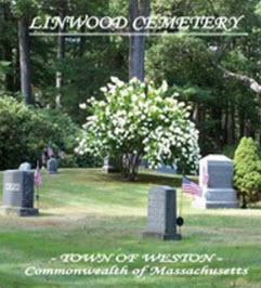 Linwood Cemetery, Town of Weston, Commonwealth of Massachusetts